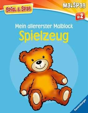 Mein allererster Malblock: Spielzeug Kinderbücher;Malbücher und Bastelbücher - Bild 1 - Ravensburger