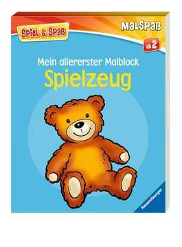 Mein allererster Malblock: Spielzeug Kinderbücher;Malbücher und Bastelbücher - Bild 2 - Ravensburger