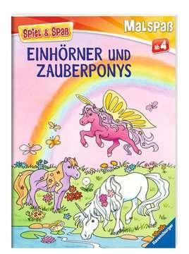 Einhörner und Zauberponys Kinderbücher;Malbücher und Bastelbücher - Bild 2 - Ravensburger