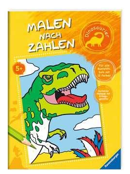 Malen nach Zahlen: Dinosaurier Kinderbücher;Malbücher und Bastelbücher - Bild 2 - Ravensburger