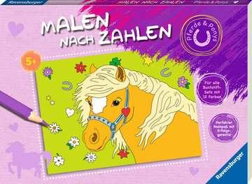 55865 Malbücher und Bastelbücher Malen nach Zahlen: Pferde und Ponys von Ravensburger 2