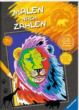 Malen nach Zahlen: Wilde Tiere Kinderbücher;Malbücher und Bastelbücher - Bild 2 - Ravensburger