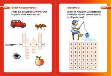 55989 Lernbücher und Rätselbücher ABC-Rätsel zum Lesenlernen (1. Lesestufe) von Ravensburger 4
