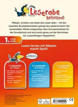 55990 Lernbücher und Rätselbücher Buchstabenrätsel zum Lesenlernen (1. Lesestufe) von Ravensburger 3