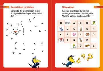 55990 Lernbücher und Rätselbücher Buchstabenrätsel zum Lesenlernen (1. Lesestufe) von Ravensburger 4