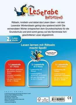 55991 Lernbücher und Rätselbücher Wörterrätsel zum Lesenlernen (2. Lesestufe) von Ravensburger 3