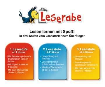 55992 Lernbücher und Rätselbücher Leserätsel zum Lesenlernen (3. Lesestufe) von Ravensburger 5