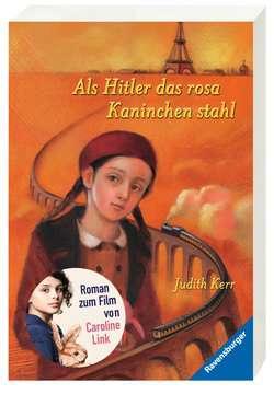 58003 Historische Romane Als Hitler das rosa Kaninchen stahl von Ravensburger 2