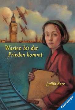 58004 Historische Romane Warten bis der Frieden kommt von Ravensburger 1