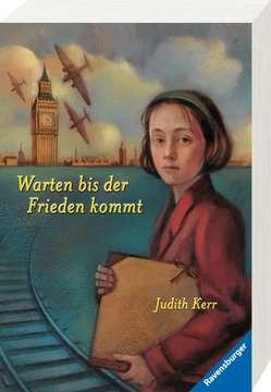 58004 Historische Romane Warten bis der Frieden kommt von Ravensburger 2