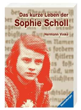 58011 Historische Romane Das kurze Leben der Sophie Scholl von Ravensburger 2