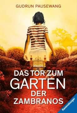 58036 Historische Romane Das Tor zum Garten der Zambranos von Ravensburger 1