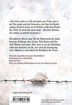 58075 Historische Romane Die Insel in der Vogelstraße von Ravensburger 2