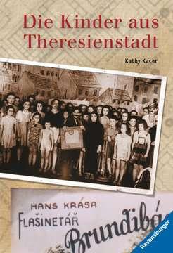 58188 Historische Romane Die Kinder aus Theresienstadt von Ravensburger 1