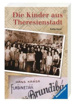58188 Historische Romane Die Kinder aus Theresienstadt von Ravensburger 2