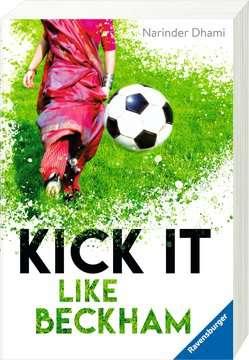 58209 Abenteuerbücher Kick it like Beckham von Ravensburger 2