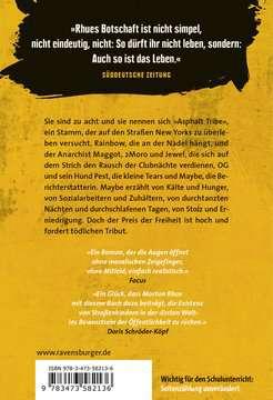 Asphalt Tribe (englisch) Jugendbücher;Brisante Themen - Bild 3 - Ravensburger