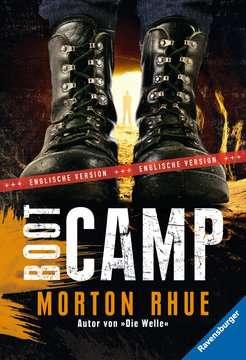 Boot Camp (Englisch) Jugendbücher;Brisante Themen - Bild 1 - Ravensburger