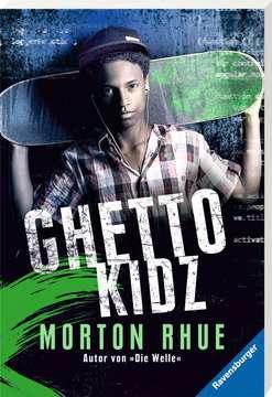 58355 Brisante Themen Ghetto Kidz von Ravensburger 2