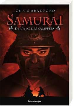 58384 Abenteuerbücher Samurai, Band 1:  Der Weg des Kämpfers von Ravensburger 2