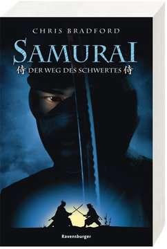 58394 Abenteuerbücher Samurai, Band 2: Der Weg des Schwertes von Ravensburger 2
