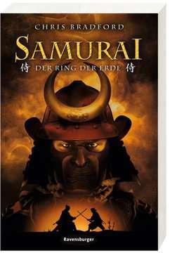 58420 Kinderliteratur Samurai, Band 4: Der Ring der Erde von Ravensburger 2