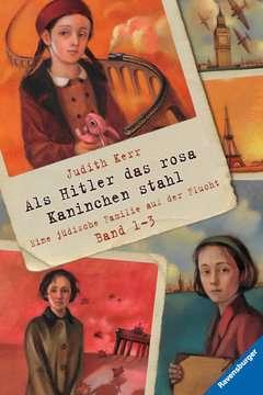 58429 Historische Romane Als Hitler das rosa Kaninchen stahl, Band 1-3 von Ravensburger 1