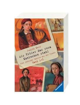 58429 Historische Romane Als Hitler das rosa Kaninchen stahl, Band 1-3 von Ravensburger 2