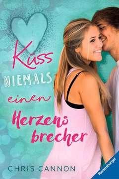 Küss niemals einen Herzensbrecher Jugendbücher;Liebesromane - Bild 1 - Ravensburger