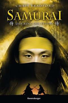 58462 Abenteuerbücher Samurai, Band 6: Der Ring des Feuers von Ravensburger 1