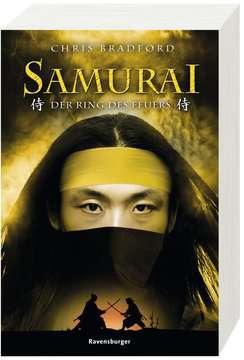 58462 Abenteuerbücher Samurai, Band 6: Der Ring des Feuers von Ravensburger 2