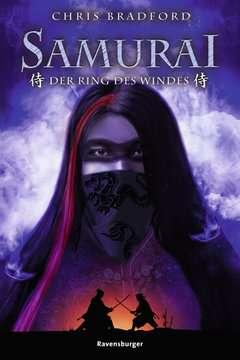 58484 Abenteuerbücher Samurai, Band 7: Der Ring des Windes von Ravensburger 1