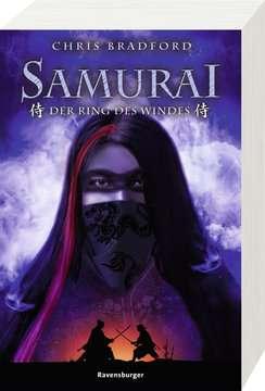 58484 Abenteuerbücher Samurai, Band 7: Der Ring des Windes von Ravensburger 2