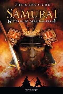 58494 Abenteuerbücher Samurai, Band 8: Der Ring des Himmels von Ravensburger 1