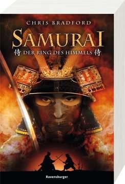58494 Abenteuerbücher Samurai, Band 8: Der Ring des Himmels von Ravensburger 2
