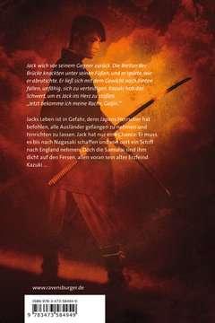 58494 Abenteuerbücher Samurai, Band 8: Der Ring des Himmels von Ravensburger 3