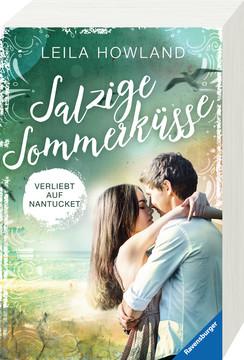 Salzige Sommerküsse Jugendbücher;Liebesromane - Bild 2 - Ravensburger