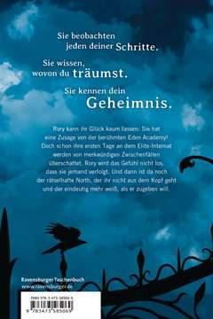 Eden Academy. Du kannst dich nicht verstecken Jugendbücher;Fantasy und Science-Fiction - Bild 3 - Ravensburger
