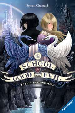 The School for Good and Evil, Band 1: Es kann nur eine geben Jugendbücher;Fantasy und Science-Fiction - Bild 1 - Ravensburger