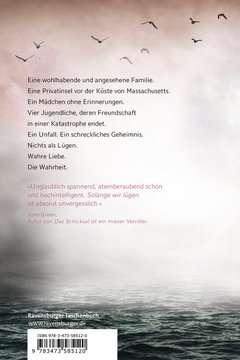 58512 Liebesromane Solange wir lügen von Ravensburger 3
