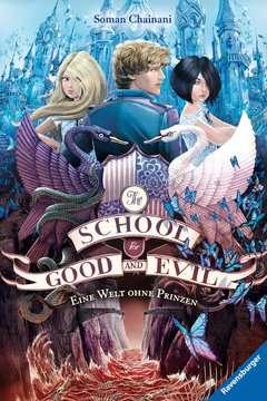 58516 Fantasy und Science-Fiction The School for Good and Evil, Band 2: Eine Welt ohne Prinzen von Ravensburger 1