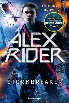 58522 Abenteuerbücher Alex Rider, Band 1: Stormbreaker von Ravensburger 1