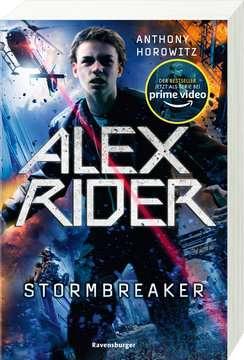 58522 Abenteuerbücher Alex Rider, Band 1: Stormbreaker von Ravensburger 2