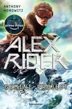 58523 Abenteuerbücher Alex Rider, Band 2: Gemini-Project von Ravensburger 1