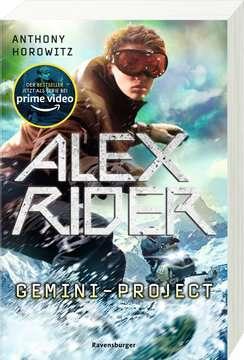 58523 Abenteuerbücher Alex Rider, Band 2: Gemini-Project von Ravensburger 2