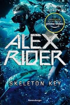 58524 Abenteuerbücher Alex Rider, Band 3: Skeleton Key von Ravensburger 1