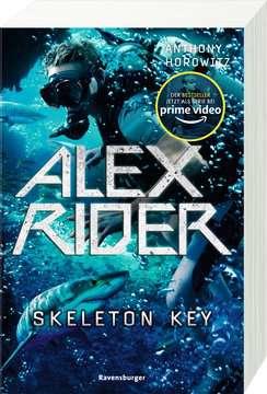 58524 Abenteuerbücher Alex Rider, Band 3: Skeleton Key von Ravensburger 2