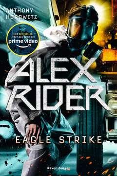 58525 Abenteuerbücher Alex Rider, Band 4: Eagle Strike von Ravensburger 1