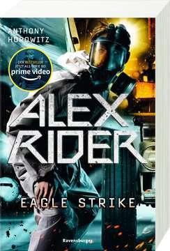 58525 Abenteuerbücher Alex Rider, Band 4: Eagle Strike von Ravensburger 2