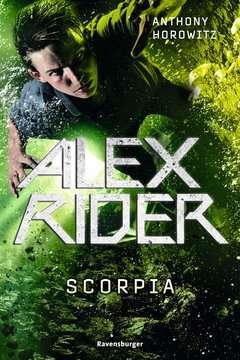 58526 Abenteuerbücher Alex Rider, Band 5: Scorpia von Ravensburger 1